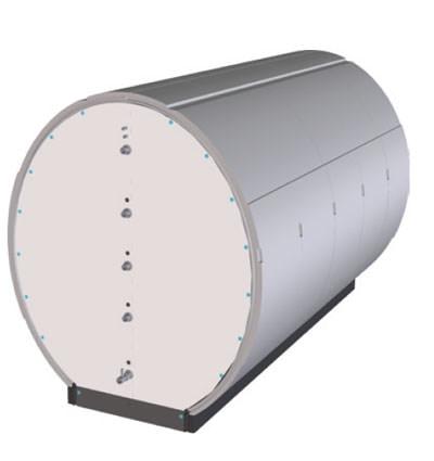 Vakuum-Großspeicher FLEXCA