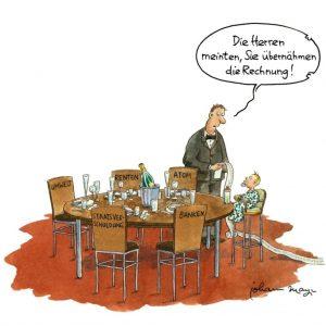 #energiewende #neustartklima #cartoondestages #cartoon #johannmayr #fridaysforfuture…