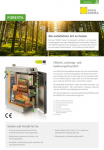 FORESTA Holzheizung