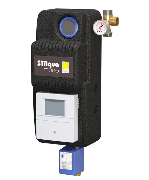 staqua-mono Solarstation