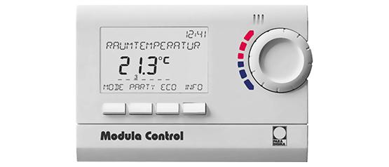 Regelung Modula Control