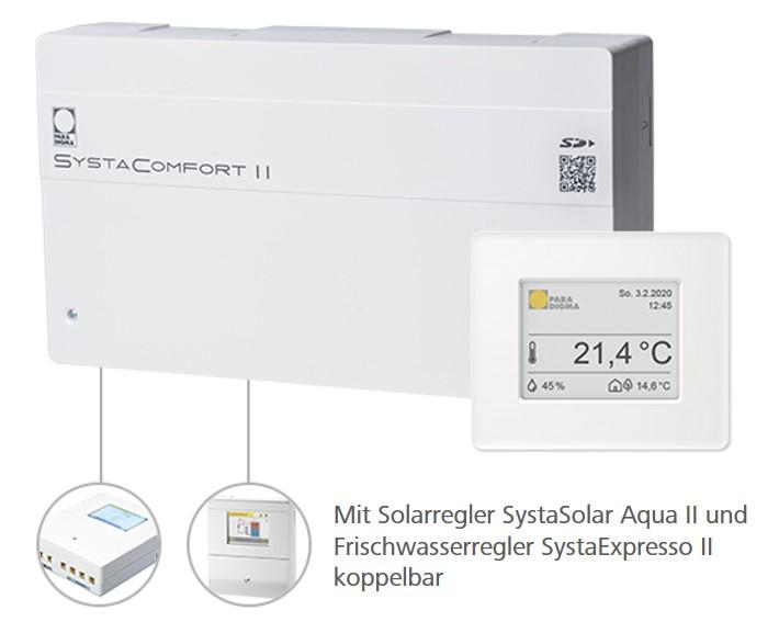 Regelung Systa Comfort II
